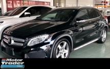 2016 MERCEDES-BENZ GLA 180 AMG SPORT PACKAGE + PREMIUM JAPAN SPECS UNREGISTERED + LUXURIOUS MINI SUV VEHICLE