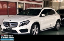 2016 MERCEDES-BENZ GLA 180 AMG +  GLA is more of hatchback than SUV + its exaggerated exterior design works well, with a semi-luxe interior