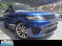 2016 LAND ROVER RANGE ROVER SVR 5.0 / READY STOCK / TIPTOP CONDITION FROM UK