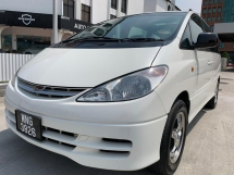 2000 TOYOTA ESTIMA 2.4 G EDITION,1 Owner, 7 Seated ,Low Mileage,Sun Roof & Moon Roof,Original Body Paint,Test Drive Welcome .