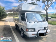 2000 NISSAN  PGC22FU (FOOD TRUCK)-- NEW BODY & ONE CAREFUL OWNER  122323700