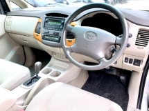 2011 TOYOTA INNOVA 2.0G (AT) HIGH SPEC LUXURY 7 SEATERS FREE COATING
