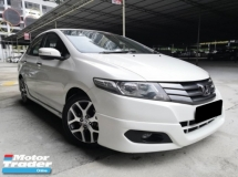 2011 HONDA CITY Honda City 1.5 AT E HIGH SPEC PADDLE SHIFT 1OWNER TIPTOP CONDITION