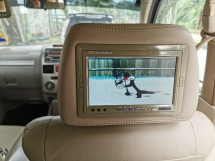 2008 TOYOTA RUSH 2008 2009 TOYOTA RUSH 1.5 S (A) FULL LEATHER SEAT DVD PLAYER