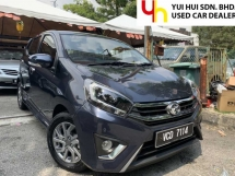2018 PERODUA AXIA  1.0 ADVANCE FACELIFT (A) LIKE NEW CAR