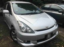 2005 TOYOTA WISH 1.8 VVT-i (A) One Owner Tip Top