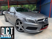 2015 MERCEDES-BENZ A250 FULL SERVICE RECORD 45K MILEAGE UNDER WARRANTY BY MERCEDES TRUE YEAR MADE 2015
