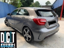 2015 MERCEDES-BENZ A250 AMG CBU  HIGH SPEC LOW MILEAGE 45K KM FULL SERVICE RECORD  WARRANTY LIKE NEW CONDITION