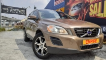 2014 VOLVO XC60 T5 2.0 (A) SUV 5 SEATERS !! 16 VALVE TWIN TURBO CHARGED !! FRONT WHEEL DRIVE !! 6 SPEED AUTOMATIC TRANSMISSION !! FULL SERVICE RECORD BY VOLVO !! NEW FACELIFT !! 4 X KEYLESS ENTRY / POWER BOOT / 2 X HEADREST MONITOR / GPS !! PREMIUM SUV FULL SPECS !! ( WX