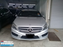 2014 MERCEDES-BENZ A-CLASS A180 AMG 1.6 (A) BEST DEAL