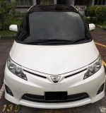 2010 TOYOTA ESTIMA WHITE PEARL SELECTION TWIN MOON ROOF