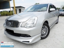 2010 NISSAN SYLPHY 2.0 (A) BLACK LEATHER, BLKLIS CAN LON