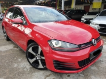 2013 VOLKSWAGEN GOLF GTI 2.0 TECK PACK FULL SERVICE RECORD 2014