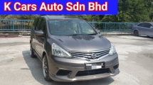 2014 NISSAN GRAND LIVINA 1.6L (A) IMPUL 7 Seat MPV Super Condition Never Accident No Repair Need Worth Buy