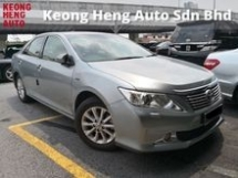 2013 TOYOTA CAMRY 2.0 G Edition TRUE YEAR MADE 2013 Mil 96k km Full Service UMW Toyota Original Condition