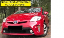 2013 TOYOTA PRIUS NAVI PACKAGE 1.8 (A) LUXURY PREMIUM NEW FACELIFT