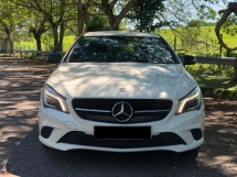 2015 MERCEDES-BENZ CLA 1.6 (A) LOW MIL 70K FULL SERVICE RECORD