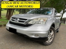 2012 HONDA CR-V 2.0 (A) LIMITED LEATHER VD FULLOAN NEW PAINT