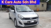 2016 PERODUA AXIA 1.0 (A) G Excellent Condition Confirm Accident Free No Repair Need Worth Buy
