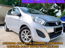 2016 PERODUA AXIA 1.0G ORI PAINT ORI CONDITION FREE COATING