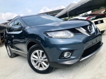 2016 NISSAN X-TRAIL 2.5 IMPUL (A) FULL SPEC 4x4 MODE TIP-TOP CONDITION LIKE THIS