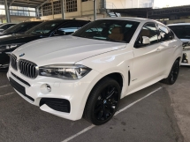 2015 BMW X6 M Sport xDrive 40d 3.0 Twin Turbocharged HUD 360 Surround Camera Harman Kardon Premium Sun Roof Intelligent Adaptive-LED Pre-Collision Memory Seat Paddle Shift Steering Sport Plus Eco Selection Bluetooth Connectivity Unreg
