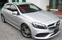 2017 MERCEDES-BENZ A-CLASS 2017 MERCEDES BENZ A180 AMG 1.6 TURBO UNREG JAPAN SPEC CAR SELLING PRICE ONLY ( RM 168,000.00 NEGO )