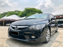 2010 HONDA CIVIC K20 2.0(A) 1OWNER FULOAN OTR CARKING CONDITION