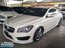 2016 MERCEDES-BENZ CLA 250 2.0 TURBO AMG PRE CRASH STOP SYSTEM PUSH START BUTTON