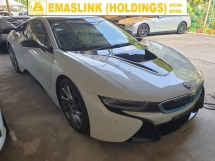 2016 BMW I8 Surround Camera HUD Local AP Unreg