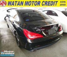 2014 MERCEDES-BENZ CLA 250 AMG 2.0 Coupe Unregister 1 YEAR WARRANTY