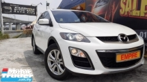 2013 MAZDA CX-7 2.3 (A) SPORT MZR DISI TURBO 2WD !! 6 SPEED AUTOMATIC TRANSMISSION !! NEW FACELIFT !! 5 SEATERS SUV !! BOSE SOUND SYSTEM WITH 9 SPEAKERS / SUNROOF / 2 X KEYLESS ENTRY / PUSH START / REVERSE CAMERA AND ETC !! PREMIUM SUV FULL HIGH SPECS !! ( MXX 622 ) 1 CA