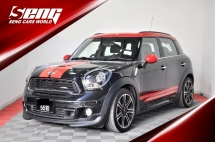 2014 MINI Countryman JCW 1.6 26K-Mil Mini Cooper S