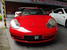 2000 PORSCHE 911 CARRERA 3.4