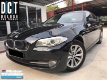 2013 BMW 5 SERIES 520I FACELIFT 8 SPEEC TWIN POWER TURBO 1 DOCTOR OWNER LOW MILEAGE