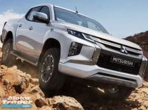 2019 MITSUBISHI TRITON VGT AUTO 4x4 Discount Std 6K + Additional