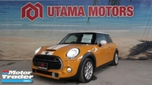 2014 MINI 3 DOOR COOPER S 2.0 I DRIVE SCREEN BLACK INTERIOR MERDEKA SALE