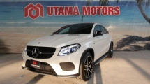 2015 MERCEDES-BENZ GLE 450 AMG PREMIUM 4MATIC PANORAMIC ROOF HARMAN KARDON MERDEKA SALE