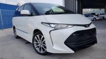 2018 TOYOTA ESTIMA 2.4 Aeras Facelift Pre Crash Unreg Sale Offer