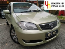 2006 TOYOTA VIOS 2006 Toyota VIOS 1.5 G (A) 1 OWNER NEW FACELIFT