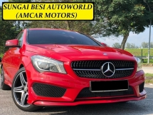 2017 MERCEDES-BENZ CLA 2.0 AMG LINE (A) 17k MILEAGE CnC FULL SERVICE RECORD