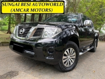 2016 NISSAN NAVARA 2.5L 4X4 LE (A) 4WD CAR KING TIPTOP CONDITION