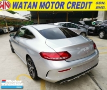 2016 MERCEDES-BENZ C-CLASS 200 COUPE AMG LINE UNREGISTER 1 YEAR WARRANTY