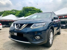 2016 NISSAN X-TRAIL 2.0L FULL SPEC 7 SEATER SUX FU LON