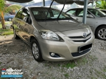 2009 TOYOTA VIOS 1.5E (AT)