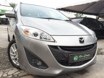 2012 MAZDA 5 2.0L 5EAT SUNROOF TWINS TV POWER DOOR