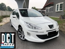 2014 PEUGEOT 408 1.6 (A) THP TURBO PREMIUM HIGH SPEC MAYLAY OWNER TIP TOP CONDITION