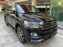 2017 TOYOTA LAND CRUISER 4.6 ZX G (5498)