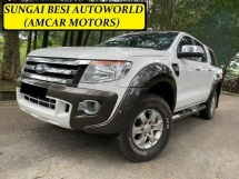 2014 FORD RANGER 2.2 XLT (A) 4WD KING NO OFF ROAD TIP TOP