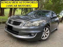 2009 HONDA ACCORD 2.0 (A) MUGEN KIT LEATHER FULLOAN WELL MAINTAIN